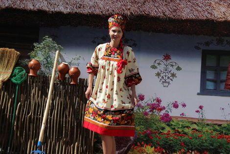 Национальные костюмы Национальный сарафан напрокат | Аренда и прокат – Москва