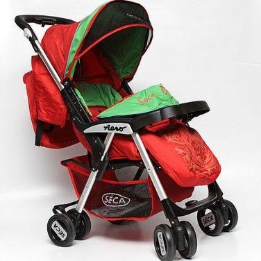 Коляски Прогулочная коляска SECA AERO напрокат | Аренда и прокат – Анапа
