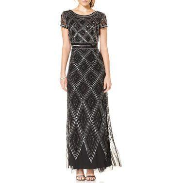 Платья Adrianna Papell , Diamond Gown B напрокат | Аренда и прокат – Москва