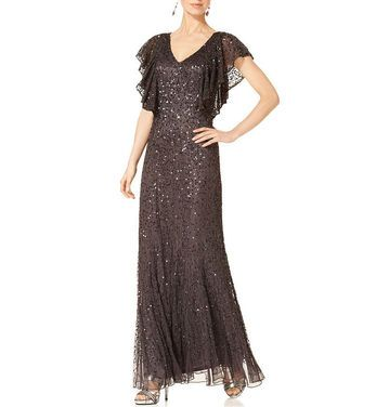 Платья Js Collections, Grey Blouson Gow напрокат | Аренда и прокат – Москва