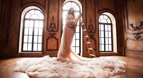 Платья Платье Вселенная  напрокат | Аренда и прокат – Москва