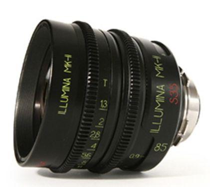 Кинообъективы(видеообъективы) LOMO Illumina S35 85 mm T1.3 PL-mou напрокат | Аренда и прокат – Санкт-Петербург
