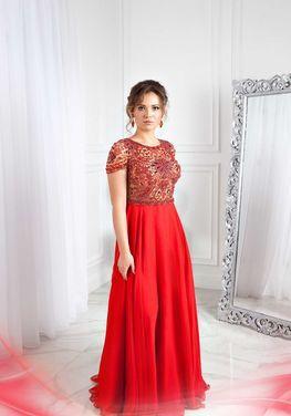 Платья Вечернее платье JOVANI JVN036 напрокат | Аренда и прокат – Москва