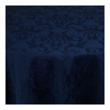 Скатерти Скатерть круглая, синяя напрокат | Аренда и прокат – Санкт-Петербург