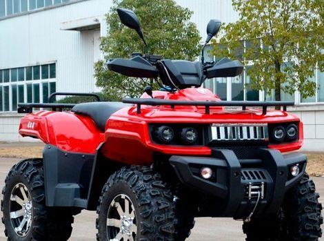 Другое Электроквадроцикл Hummer напрокат   Аренда и прокат – Москва