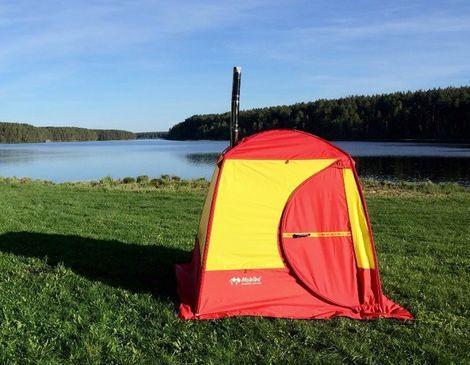 Палатки/тенты мобильная баня походная напрокат   Аренда и прокат – Москва