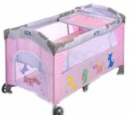 Кроватки и манежи Манеж-кровать Happy Baby Playpen напрокат | Аренда и прокат – Санкт-Петербург