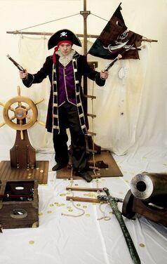 Пираты и пиратки Пират напрокат | Аренда и прокат – Москва