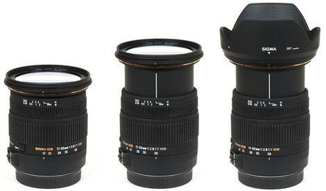 Фотообъективы Sigma 17-50/2.8 Zoom for Canon напрокат | Аренда и прокат – Москва