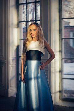 Платья New Modern Blue Evening Dress напрокат | Аренда и прокат – Краснодар