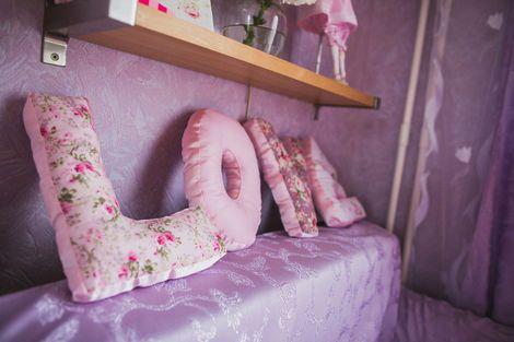 Другой текстиль Текстильные буквы напрокат | Аренда и прокат – Москва