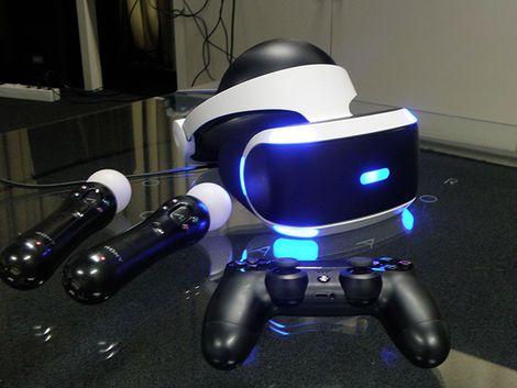 Sony Очки виртуальной реальности Sony VR напрокат | Аренда и прокат – Москва