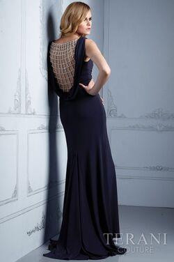 Платья Вечернее платье TERANI TI015 напрокат | Аренда и прокат – Москва