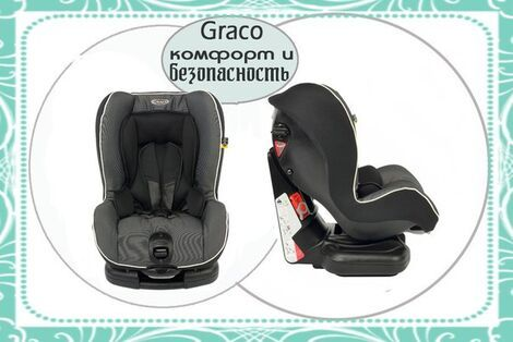 Автокресла Автокресло Graco (Грако) напрокат | Аренда и прокат – Санкт-Петербург