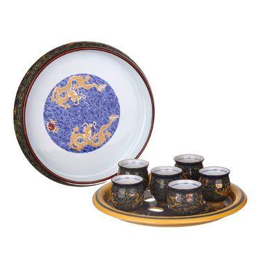 Другое  Набор чайный из 8 предметов «Земля» напрокат | Аренда и прокат – Москва