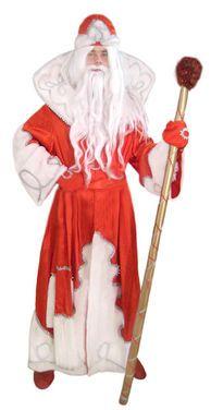 Сказочные персонажи и герои мультфильмов Дед мороз шелковый напрокат | Аренда и прокат – Москва