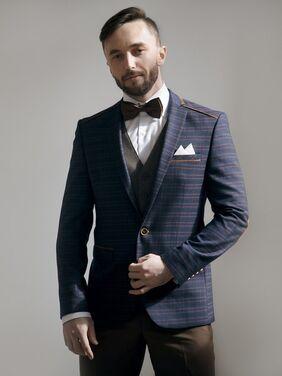 Костюмы Пиджак+жилет+брюки+рубашка+бабочка напрокат | Аренда и прокат – Челябинск
