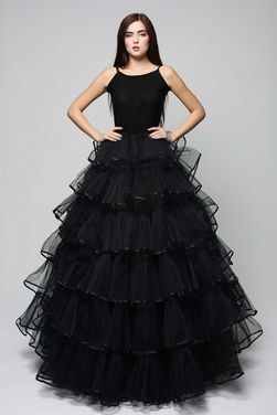 Другое Черная юбка - подъюбник напрокат | Аренда и прокат – Москва