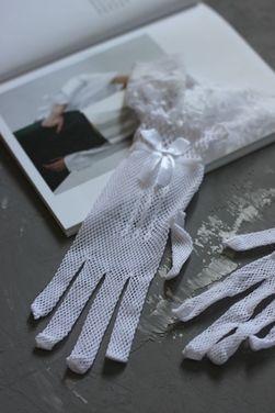 Аксессуары Перчатки для невесты White gloves напрокат | Аренда и прокат – Нижний Новгород
