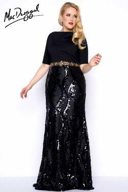 Платья Вечернее платье MAC DUGGAL MD006 напрокат | Аренда и прокат – Москва