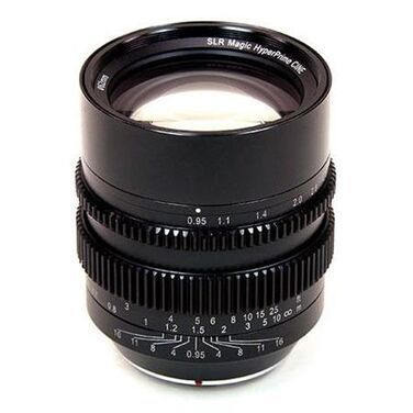 Фотообъективы Объектив SLR Magic 50mm f1.1 напрокат | Аренда и прокат – Санкт-Петербург