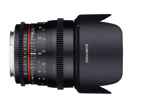 Фотообъективы Samyang 50mm T1.5 Cine напрокат | Аренда и прокат – Санкт-Петербург