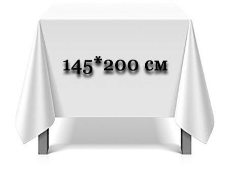 Скатерти Скатерть 1,5х2,0 белая проф.  напрокат | Аренда и прокат – Екатеринбург