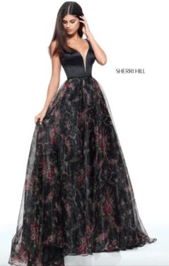 Платья Платье Sherri Hill 093 напрокат | Аренда и прокат – Москва