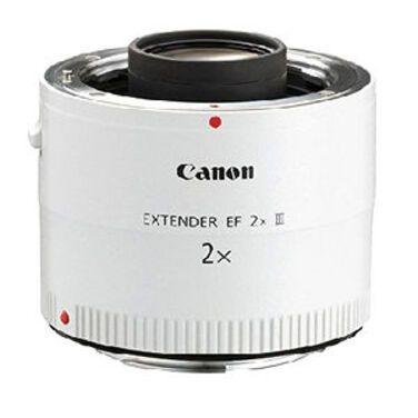 Оптические аксессуары Телеконвертер CANON EF EXTENDER 2.0 напрокат | Аренда и прокат – Москва