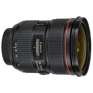 Фотообъективы CANON EF 24-70mm f/2.8 L II USM напрокат | Аренда и прокат – Санкт-Петербург