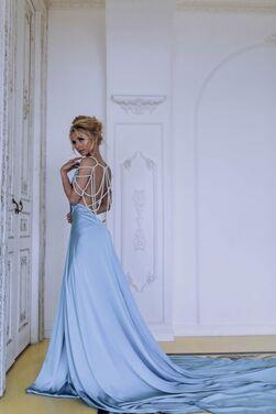 Платья Платье Лагуна на фотосессию напрокат   Аренда и прокат – Нижний Новгород