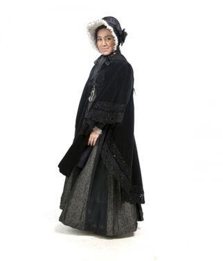 Исторические костюмы Пальто-накидка историческое напрокат | Аренда и прокат – Москва