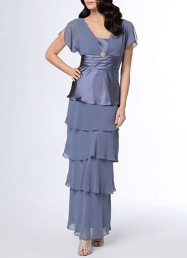 Платья Patra, Grey Versatile Dress Embe напрокат | Аренда и прокат – Москва