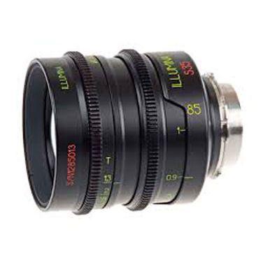 Фотообъективы ILLUMINA S35, PL T1.3/85 mm напрокат | Аренда и прокат – Москва
