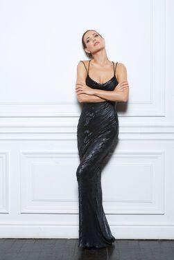 Платья Платье черное Barbara Schwarzer напрокат | Аренда и прокат – Москва