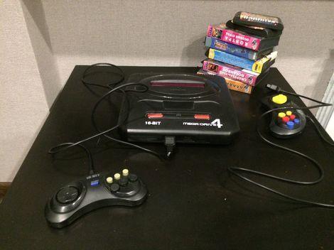 SEGA Sega Mega Drive 4 напрокат | Аренда и прокат – Санкт-Петербург