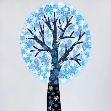 Скульптуры Снежное дерево напрокат | Аренда и прокат – Москва
