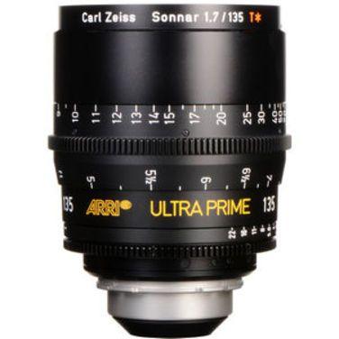 Фотообъективы ARRI ULTRA PRIME, PL T1.9/135mm напрокат | Аренда и прокат – Москва