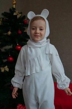 Животные Белый Мишка 92-110 напрокат | Аренда и прокат – Санкт-Петербург