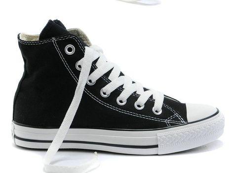 Обувь Кеды черные летние на шнуровке напрокат | Аренда и прокат – Москва