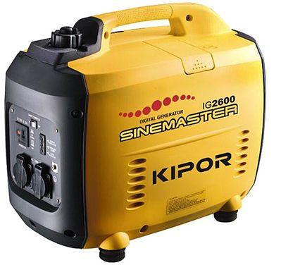 Холодильное оборудование бензоэлектрогенератор Kipor IG 2600 напрокат | Аренда и прокат – Москва