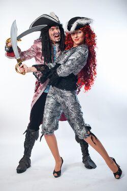 Пираты и пиратки Пиратский костюм, Пират и Пиратка напрокат | Аренда и прокат – Санкт-Петербург