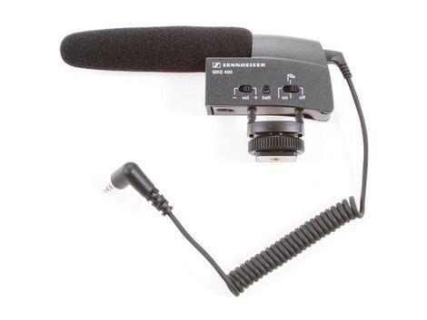 Микрофоны Накамерный микрофон-пушка Sennheise напрокат | Аренда и прокат – Санкт-Петербург