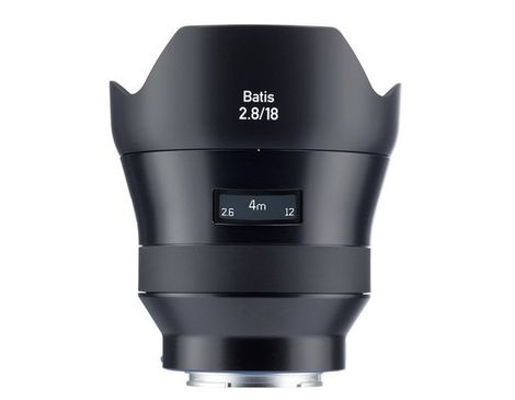 Фотообъективы Объектив Zeiss Batis 18mm f/2.8 напрокат | Аренда и прокат – Санкт-Петербург