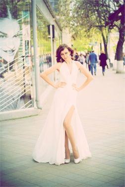 Платья White Bodycon Evening Dress напрокат | Аренда и прокат – Краснодар