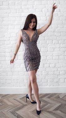 Платья Коктейльное платье Jovani 161 напрокат | Аренда и прокат – Москва