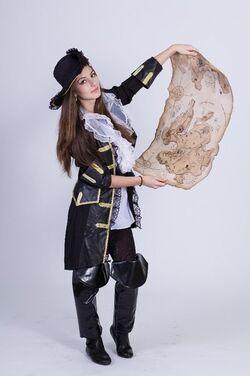 Пираты и пиратки Пиратка напрокат | Аренда и прокат – Москва
