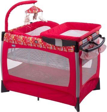 Кроватки и манежи Манеж-кровать Chicco Lullaby Race напрокат | Аренда и прокат – Москва