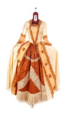 Исторические костюмы Платье историческое 18 века напрокат   Аренда и прокат – Москва