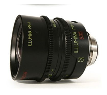 Кинообъективы(видеообъективы) LOMO Illumina S35 25 mm T1.3 PL-mou напрокат | Аренда и прокат – Санкт-Петербург